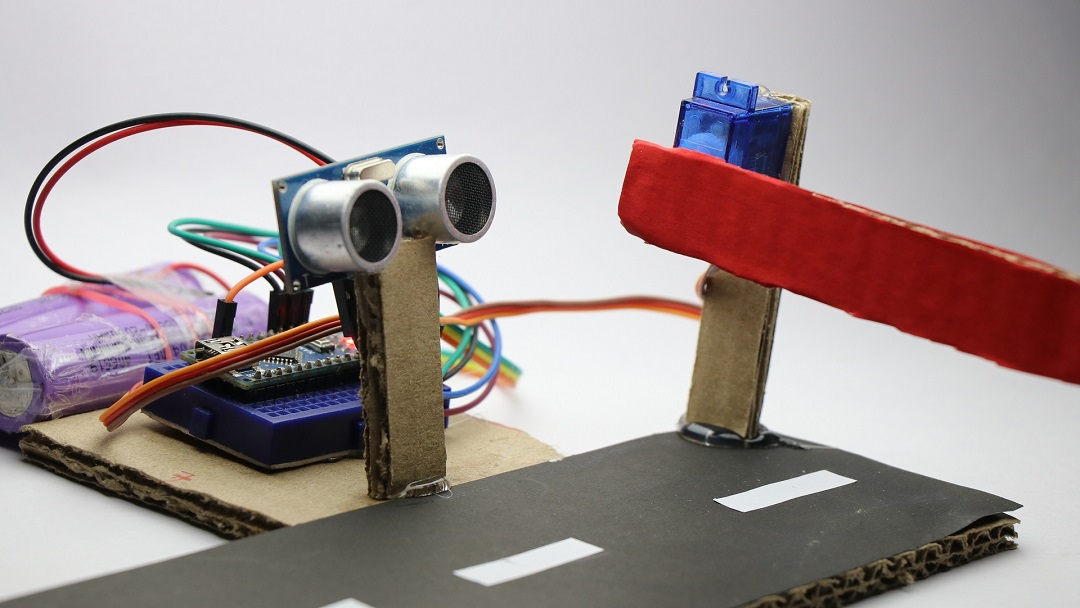 You are currently viewing HOW TO MAKE ARDUINO TOLL TAX BARRIER