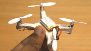 Read more about the article How to Make Mini Drone at Home – DIY Flying Drone