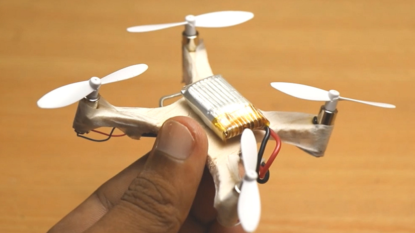 You are currently viewing How to Make Mini Drone at Home – DIY Flying Drone