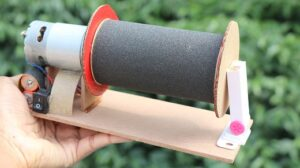 Read more about the article How To Make Electric String winder (Firki) for Kite Festival