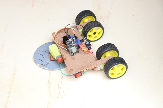 You are currently viewing How To Make Smartphone Controlled Floor Cleaning Machine