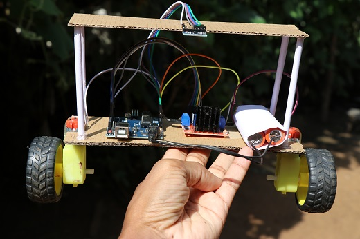 You are currently viewing How To Make Self Balancing Robot Using Arduino UNO