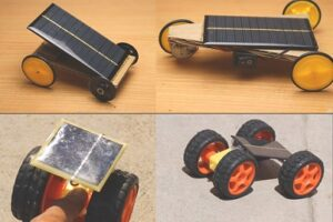 Read more about the article How To Make Solar Powered Car | 4 Best Science fair Project Ideas