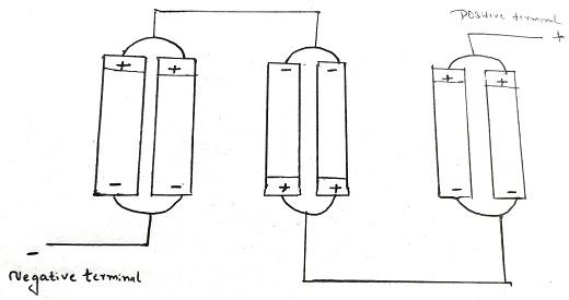 12v battery pack circuit