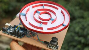 Read more about the article Best Arduino Projects for beginners make Arduino Maze game