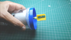 Read more about the article Homemade Automatic pencil sharpener | Easy Science Project ideas
