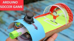 Read more about the article Make Arduino Soccer game