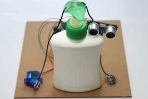 Read more about the article How To Make Automatic Hand Sanitizer using Arduino