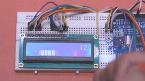 Read more about the article Arduino LCD Game, Arduino Game Projects