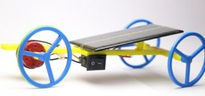 Read more about the article 3D Printed Solar Car