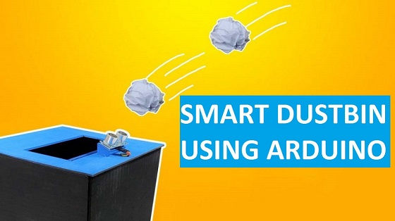 You are currently viewing Smart Dustbin using Arduino
