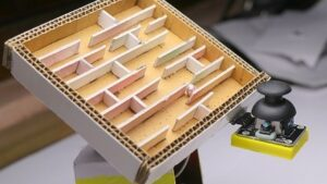 Read more about the article Arduino Maze Game DIY