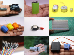 Read more about the article How Electronic components work