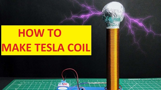 How to make tesla coil