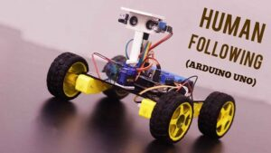 Read more about the article Arduino Human Following Robot