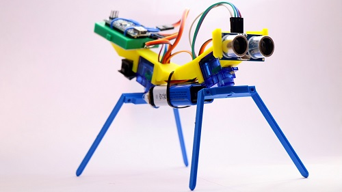 You are currently viewing Arduino Walking Robot Project