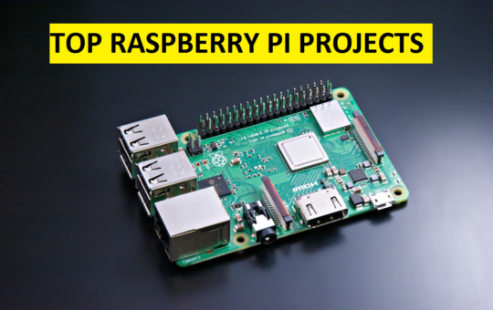 Raspberry Pi Projects Best