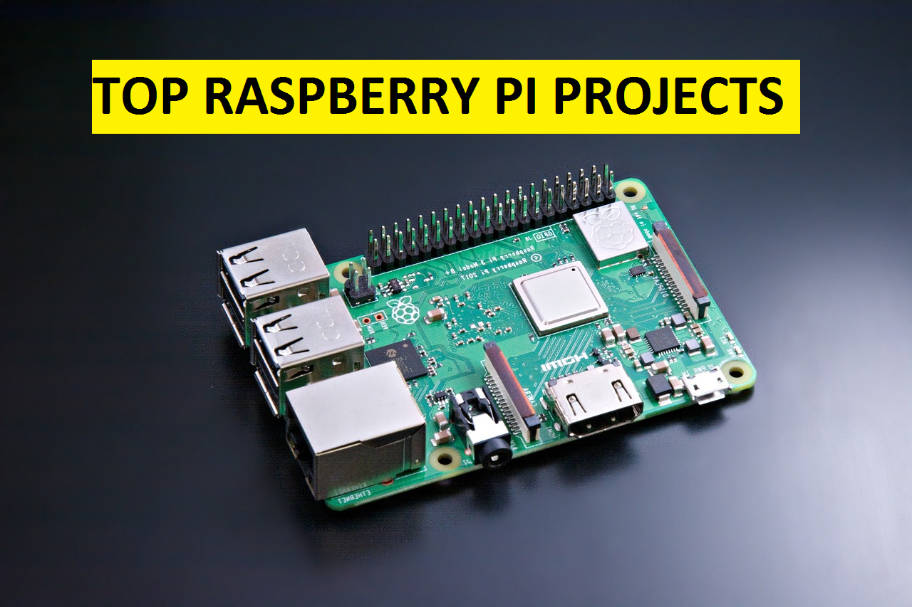 You are currently viewing Raspberry Pi Projects Best