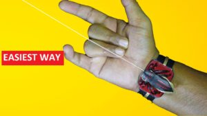 Read more about the article Easiest Spiderman web shooter how to make