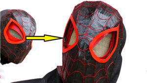 Read more about the article Spider Man Miles Morales Mask