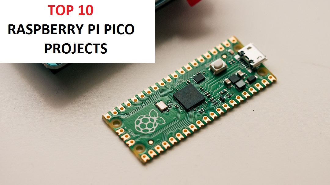 You are currently viewing Raspberry Pi Pico Projects