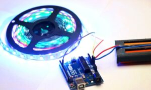 Read more about the article Arduino Powered LED Strip
