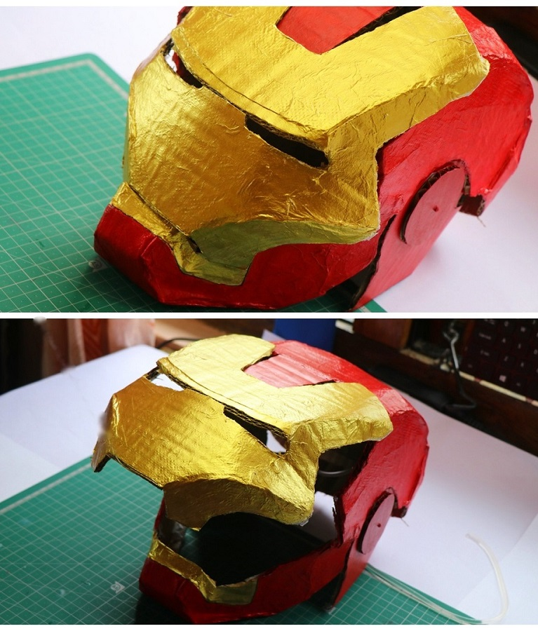 You are currently viewing Make Iron Man Mask