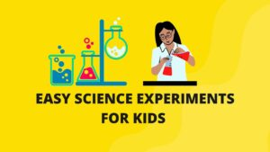 Read more about the article Easy Science Experiments for Kids
