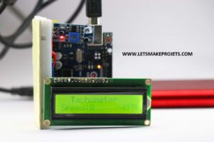 Read more about the article Make Tachometer using Arduino